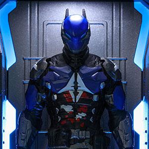 ビデオゲーム・マスターピース COMPACT バットマン:アーカム・ナイト シリーズ1 アーカム・ナイト