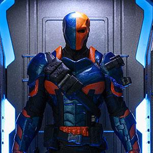 ビデオゲーム・マスターピース COMPACT バットマン:アーカム・ナイト シリーズ1 デスストローク