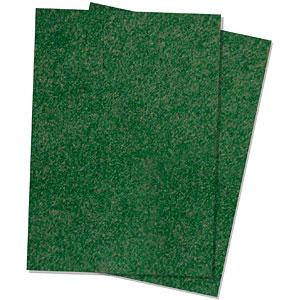 ジオラマシート 草地・緑 (A4サイズ2枚入)