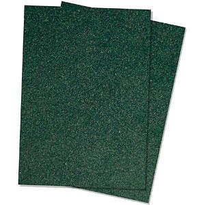 ジオラマシート 草地・濃緑 (A4サイズ2枚入)