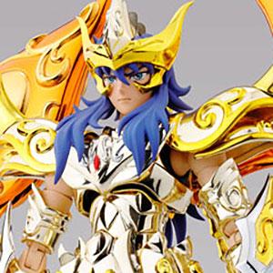 聖闘士聖衣神話EX スコーピオンミロ(神聖衣) 『聖闘士星矢 黄金魂 -soul of gold-』