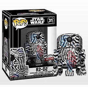 POP! 『スター・ウォーズ』R2-D2(フューチュラ版)