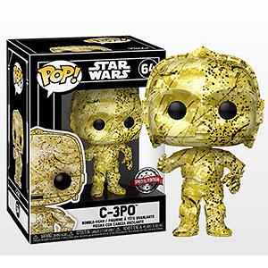 POP! 『スター・ウォーズ』C-3PO(フューチュラ版)