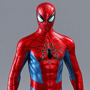 ビデオゲーム・マスターピース Marvel's Spider-Man フィギュア スパイダーマン(スパイダー・アーマーMK IVスーツ版) ※延期・前倒し可能性大