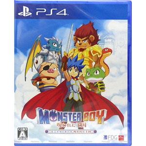 PS4 モンスターボーイ 呪われた王国