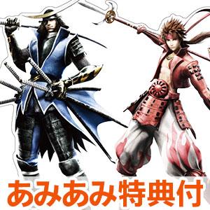 【あみあみ限定特典】PS4 戦国BASARA4 皇(スメラギ) アニバーサリーエディション