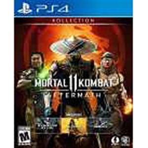 PS4 北米版 Mortal KOMBAT 11 Aftermath Kollection