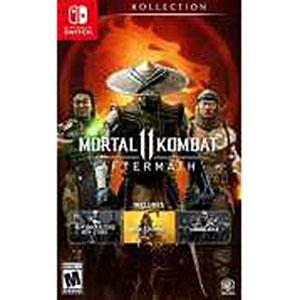 Nintendo Switch 北米版 Mortal KOMBAT 11 Aftermath Kollection