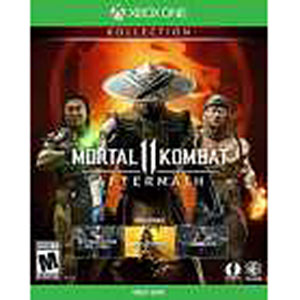 Xbox One 北米版 Mortal KOMBAT 11 Aftermath Kollection