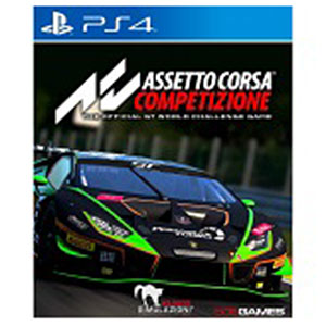 PS4 北米版 Assetto Corsa Competizione