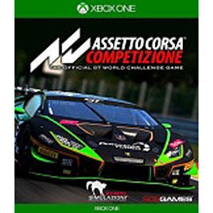 Xbox One 北米版 Assetto Corsa Competizione