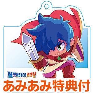 【あみあみ限定特典】Nintendo Switch モンスターボーイ 呪われた王国