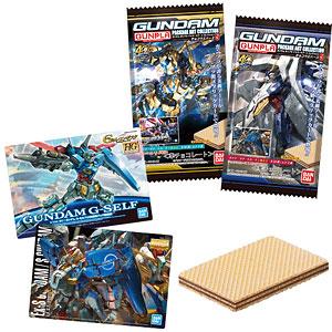 GUNDAMガンプラパッケージアートコレクション チョコウエハース5 20個入りBOX (食玩)