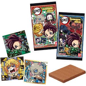 鬼滅の刃ディフォルメシールウエハース 20個入りBOX (食玩)