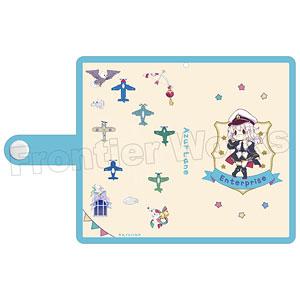 TVアニメ『アズールレーン』 ミニキャラ手帳型スマートフォンケース(エンタープライズ)