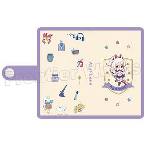 TVアニメ『アズールレーン』 ミニキャラ手帳型スマートフォンケース(綾波)