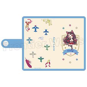 TVアニメ『アズールレーン』 ミニキャラ手帳型スマートフォンケース(赤城)
