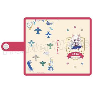 TVアニメ『アズールレーン』 ミニキャラ手帳型スマートフォンケース(加賀)