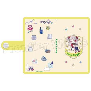 TVアニメ『アズールレーン』 ミニキャラ手帳型スマートフォンケース(プリンツ・オイゲン)