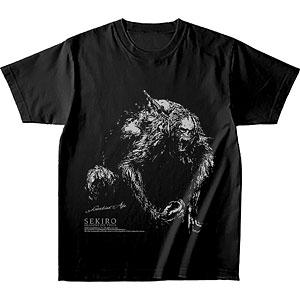 SEKIRO: SHADOWS DIE TWICE Tシャツ 獅子猿ver. Mサイズ
