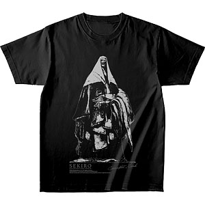 SEKIRO: SHADOWS DIE TWICE Tシャツ 破戒僧ver. Mサイズ