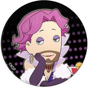 『歌舞伎町シャーロック』ちょっと大きめ缶バッジ ハドソン夫人SD