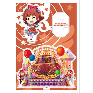 アイドルマスター ミリオンライブ! アクリルキャラプレートぷち02 野々原茜