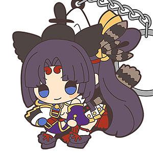 Fate/Grand Order -絶対魔獣戦線バビロニア- 牛若丸 つままれキーホルダー
