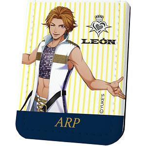 レザーフセンブック「AR performers/ARP」04/レオン