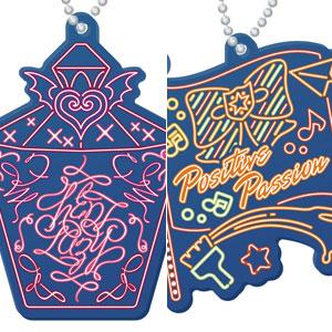 アイドルマスター シンデレラガールズ ネオンアクリルキーホルダー 第1弾 8個入りBOX