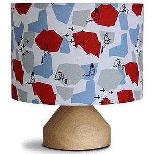 Moomin Monto table lamp シェイプス モント テーブルランプ
