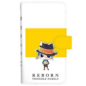 家庭教師ヒットマンREBORN! リボーン Ani-Art 手帳型スマホケース vol.3 L