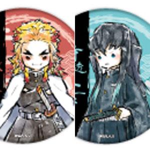 缶バッジ「鬼滅の刃」03/グラフアート 7個入りBOX