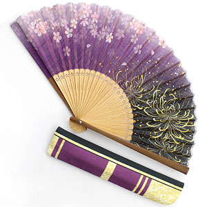 【限定販売】薄桜鬼 真改 扇子袋セット 土方歳三