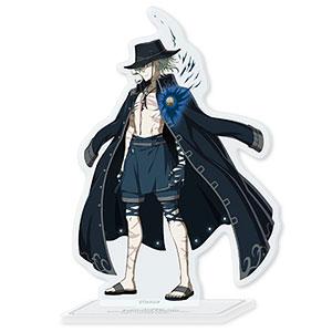 Fate/Grand Order バトルキャラ風アクリルスタンド(アヴェンジャー/巌窟王 霊衣 モンテ・クリストセレクション)