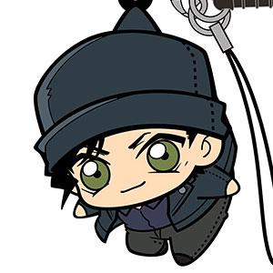名探偵コナン 赤井秀一 つままれストラップ Ver.3.0