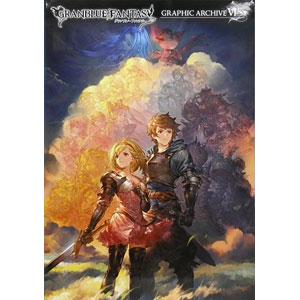 GRANBLUE FANTASY グランブルーファンタジー GRAPHIC ARCHIVE VI (書籍)