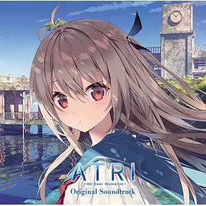 CD ATRI -My Dear Moments- Original Soundtrack 通常盤 (店舗共通有償購入特典セット)