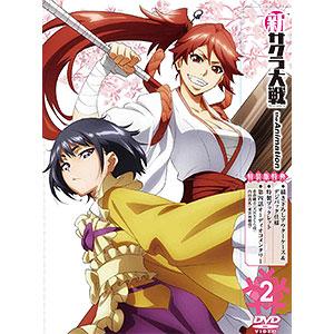 DVD 新サクラ大戦 the Animation 第2巻 DVD特装版