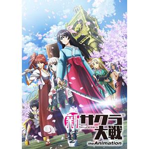 DVD 新サクラ大戦 the Animation 第4巻 DVD特装版