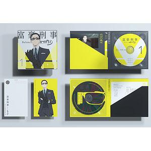 【特典】BD 富豪刑事 Balance:UNLIMITED 1 完全生産限定版 (Blu-ray Disc)