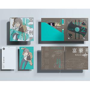 DVD 富豪刑事 Balance:UNLIMITED 2 完全生産限定版