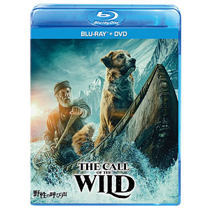 BD 野性の呼び声 ブルーレイ+DVDセット (Blu-ray Disc)