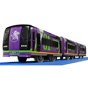 プラレール ぼくもだいすき!たのしい列車シリーズ エヴァンゲリオン特別仕様ミュースカイ
