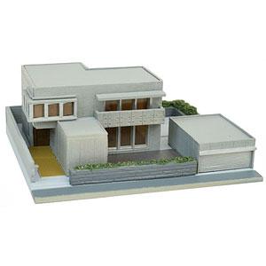 建物コレクション 012-4 現代住宅B4