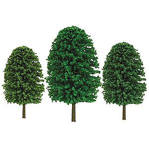 Nスケール 雑木 サイズ:高さ約5cm&約7.5cm (36本入り)