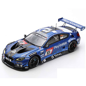 1/43 BMW M6 GT3 No.101 Walkenhorst Motorsport 24H Nurburgring 2019 C.Krognes - D.Pittard - L.Ordonez - N.Yelloly