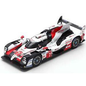 1/64 TOYOTA TS050 HYBRID No.7 TOYOTA GAZOO Racing 2nd 24H Le Mans 2019 M. Conway - K. Kobayashi - J. M. Lopez