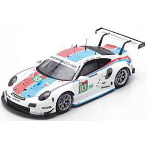 1/64 Porsche 911 RSR No.93 Porsche GT Team 3rd LMGTE Pro class 24H Le Mans 2019 P. Pilet - E. Bamber - N. Tandy