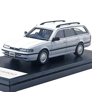 1/43 MAZDA CAPELLA CARGO GL-X (1989) クリスタルホワイト